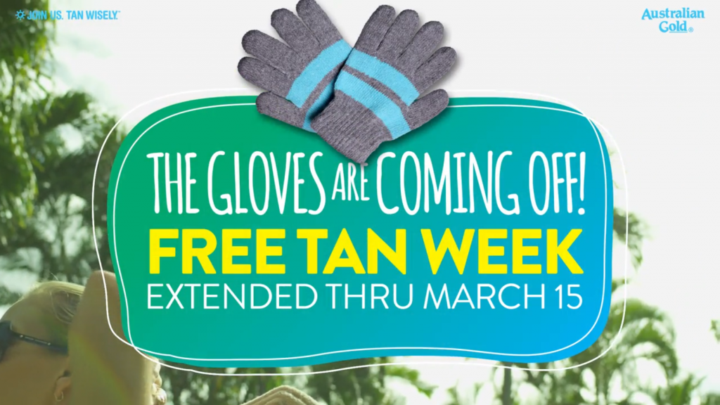 PBT Free Tan Week Thru Mar15
